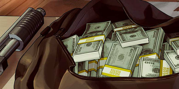 GTA 5 Twitch Prime: 1 000 000$ and more