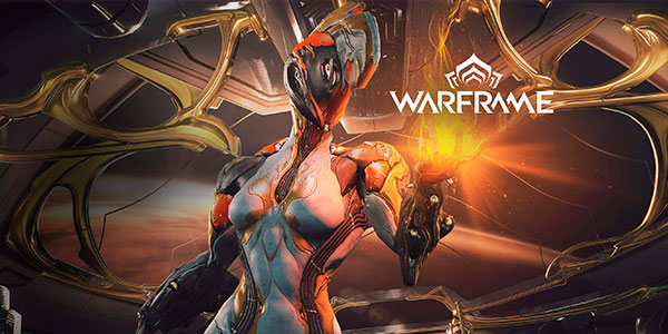 Warframe Twitch Prime: Ember with Slot & Filigree Prime Decoration