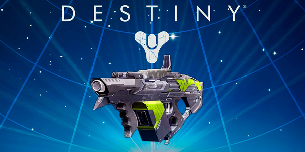 Destiny 2 Twitch Prime: Colony Exotic Bundle Drop